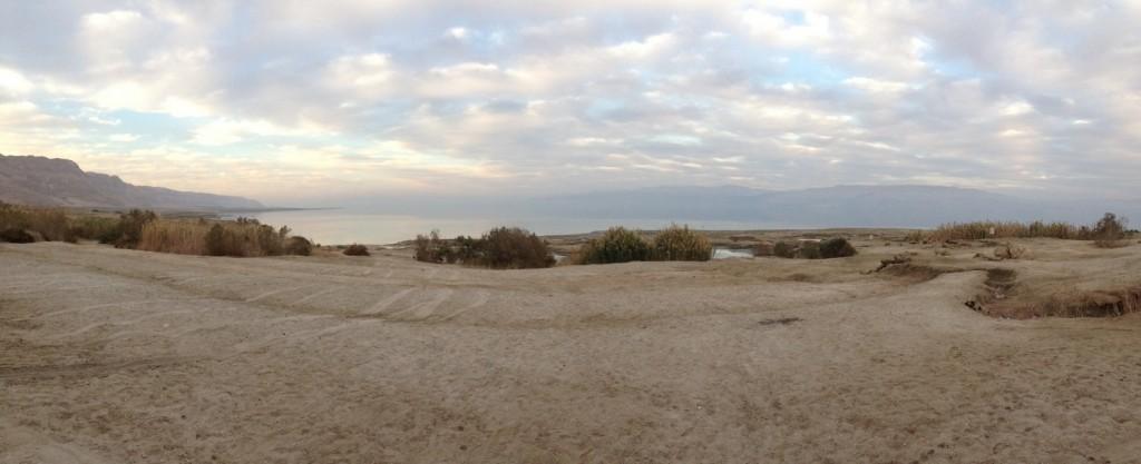 das friedliche Tote Meer