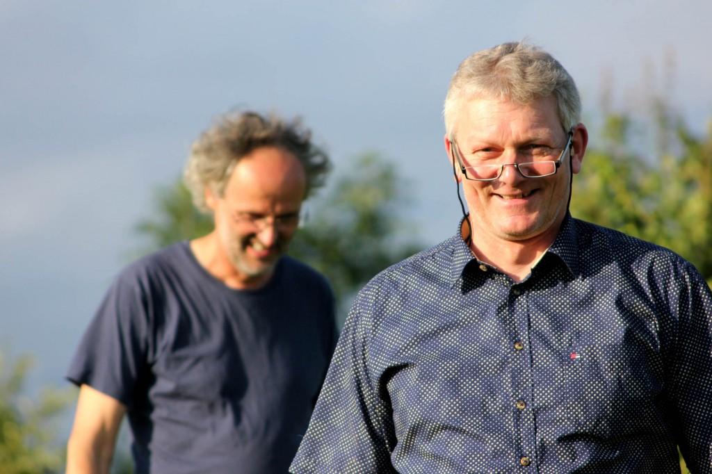 Christian Brüggemann und Detlef Hack