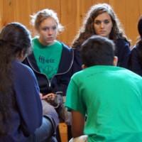 peace camp talks