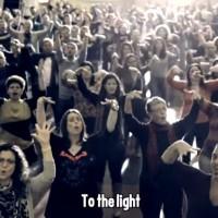 dance flashmob for peace