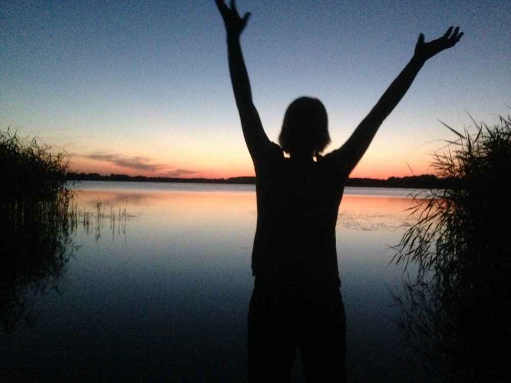 Frieden Ruhe Stille