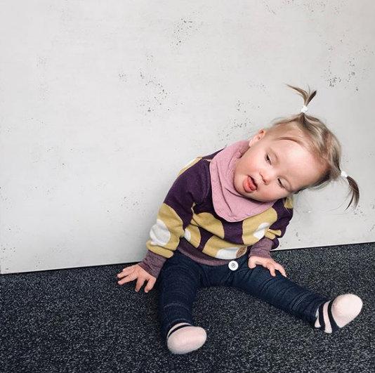 Kleinkind mit Downsyndrom - Geduld lernen